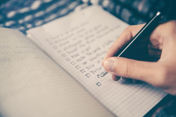 Naming checklist while business planning